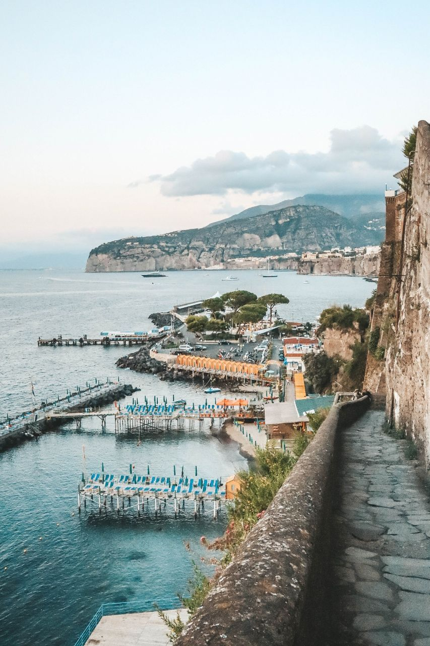 Destination: Sorrento & Pompeii 1